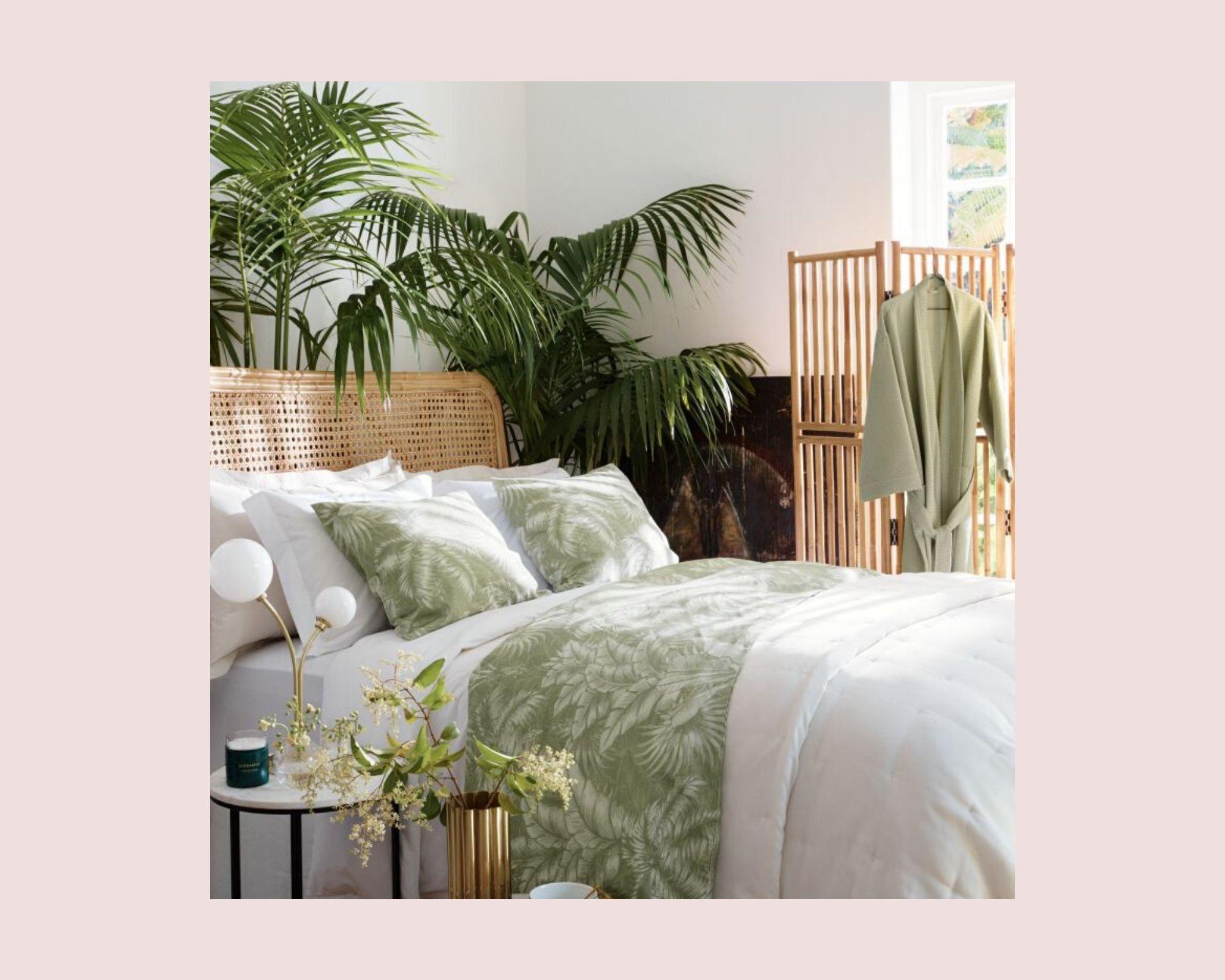 Restyling P/E 2020 per la camera da letto: 2 proposte low cost